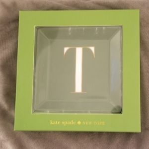 Kate Spade/Lenox It's Personal Jewelry Tray/Plate